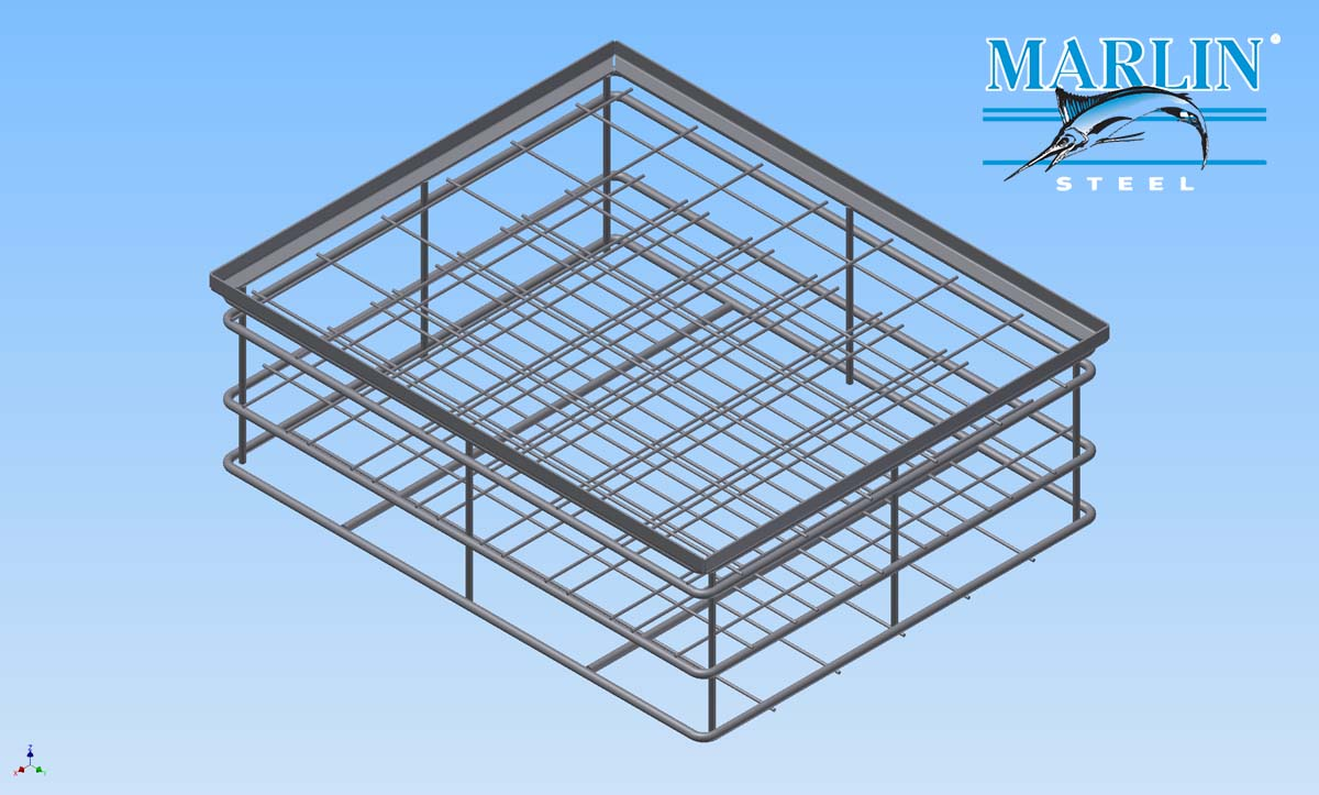 Wire Basket 1609003
