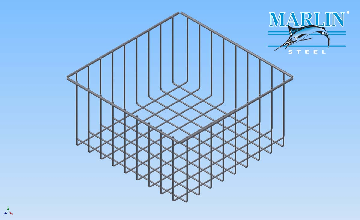 Wire Basket 1710002