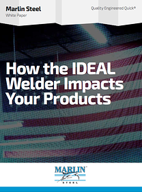 Download the IDEAL Welding Whitepaper today!
