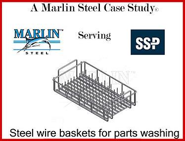 Marlin Steel's SSP Case Study