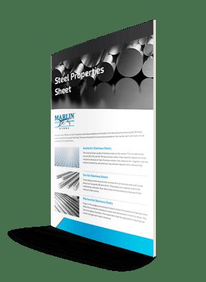 Steel Properties Cover